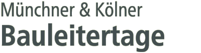 Münchner und Kölner Bauleitertage