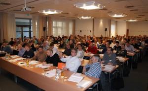 Mit 120 Teilnehmern waren die 19. Münchner Bauleitertage 2015 komplett ausgebucht.